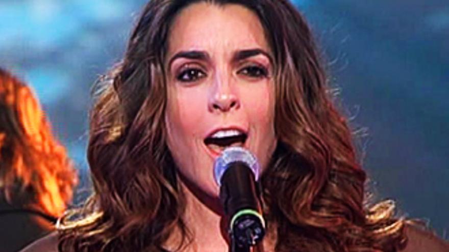 Ruth Lorenzo defiende 'Alfombra Roja' y da consejos a Edurne para Eurovisión