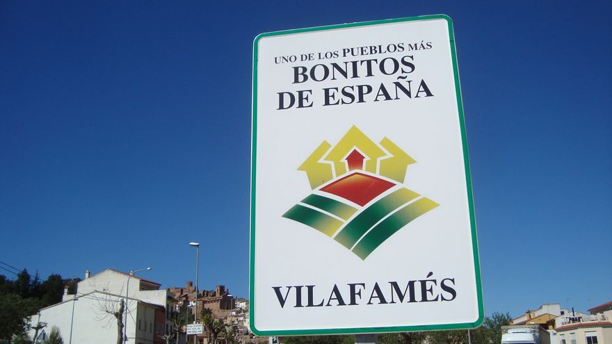 """Vilafamés, """"uno de los pueblos más bonitos de España"""""""