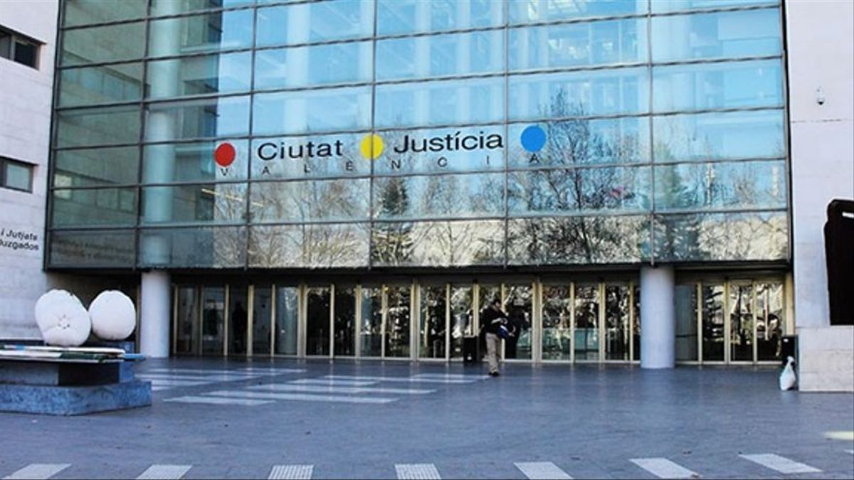 La Ciudad de la Justicia de València.