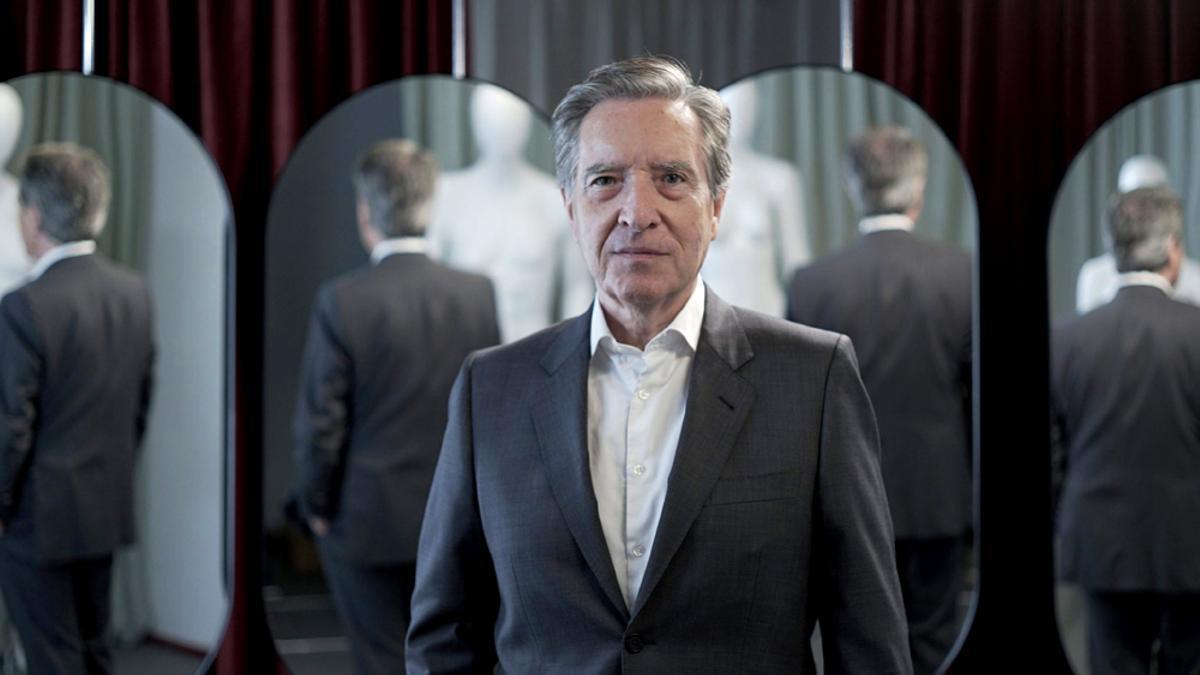 Iñaki Gabilondo en una imagen de 'Iñaki... y el sexo en el futuro'