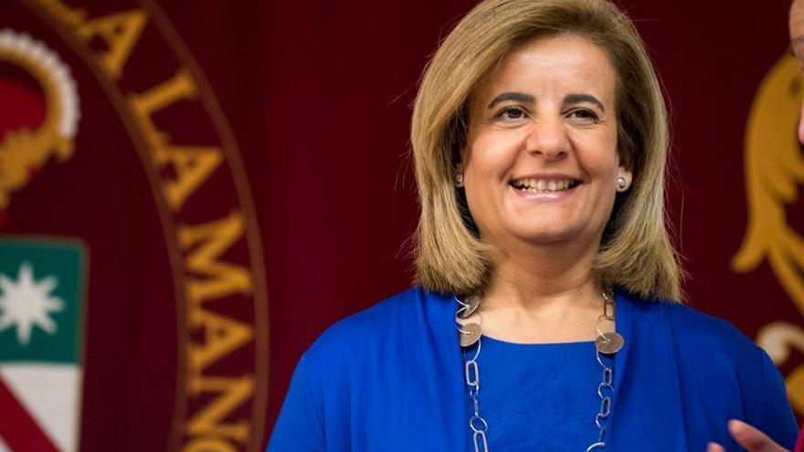 Fátima Báñez aborda hoy con los agentes sociales cómo aplicar las sentencias de la UE