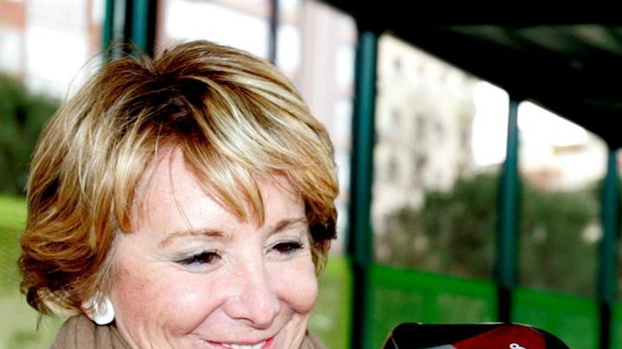 El TSJM anula el plan especial que legalizó el campo de golf de Chamberí