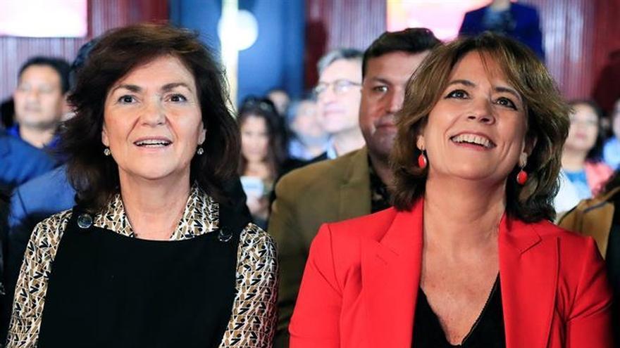 Calvo defiende la libertad y la igualdad en la entrega de premios Rosa Latina