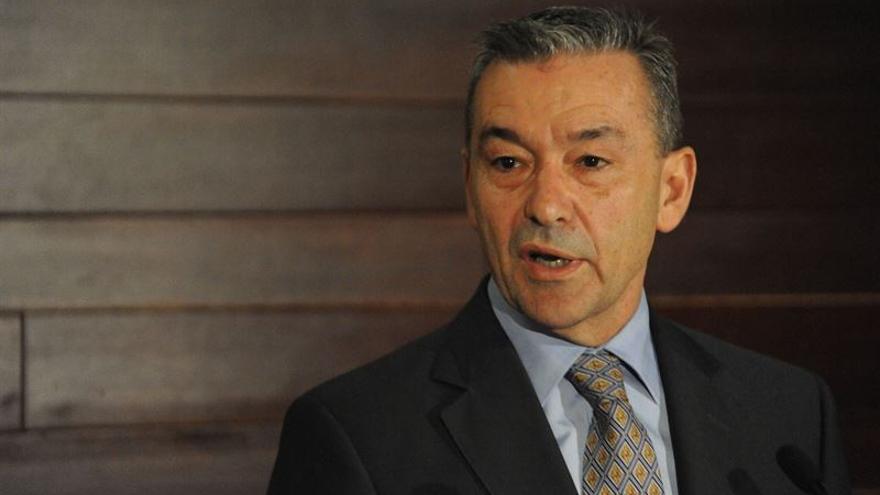 Paulino Rivero, presidente del Gobierno de Canarias. Foto: Europa Press