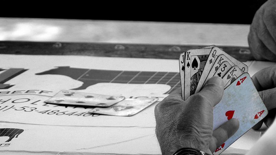 ¿Es el póquer un juego de azar o una actividad profesional (Foto: Florencia&Pe | Flickr)