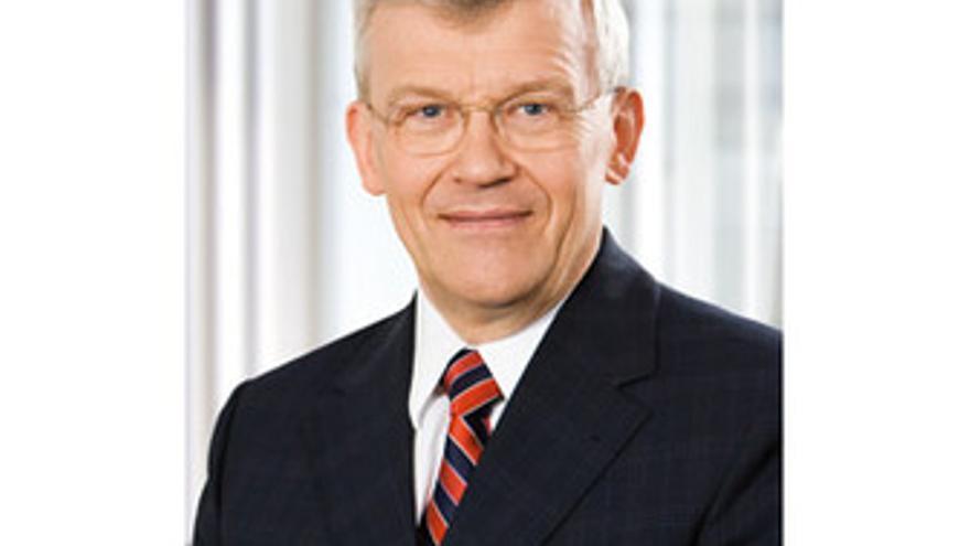 Consejero delegado de Hochtief, Herbert Lütkestratkötter