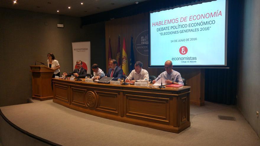 Debate a cuatro en Albacete