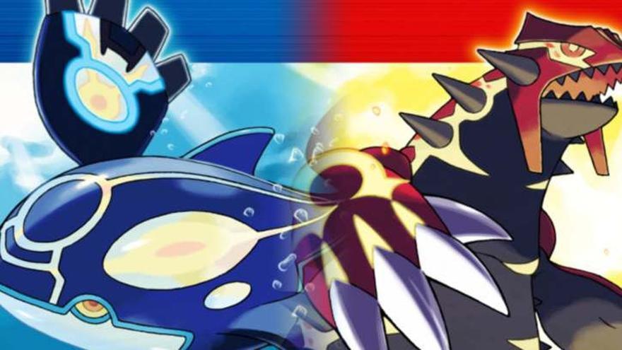 Pack Doble de Pokémon Rubí Omega y Pokémon Zafiro Alfa