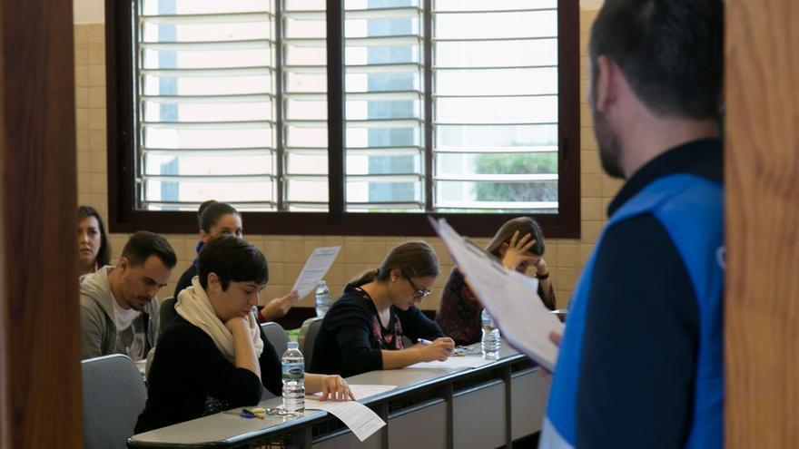 Educación suspende el proceso selectivo y el concurso de traslados hasta finalizar el estado de alarma