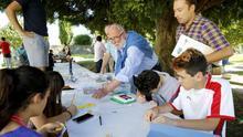 Mérida oferta alternativas de ocio este verano para 1.000 niños con campamentos y escuelas deportivas