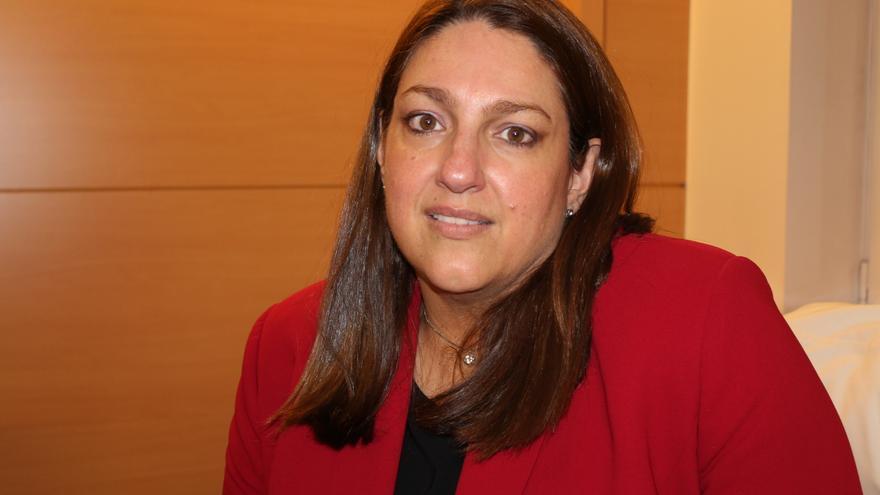 Marcela Suazo, Directora del Fondo de Población de Naciones Unidas en Latinoamerica y el Caribe. \ S.P