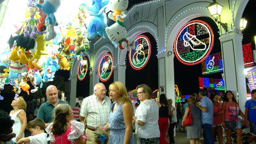 Portada de la Feria Real de Aguilar de la Frontera | FRANCIS SALAS