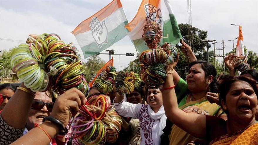 HRW denuncia trabas al proceso legal de las víctimas de violación a mujeres indias