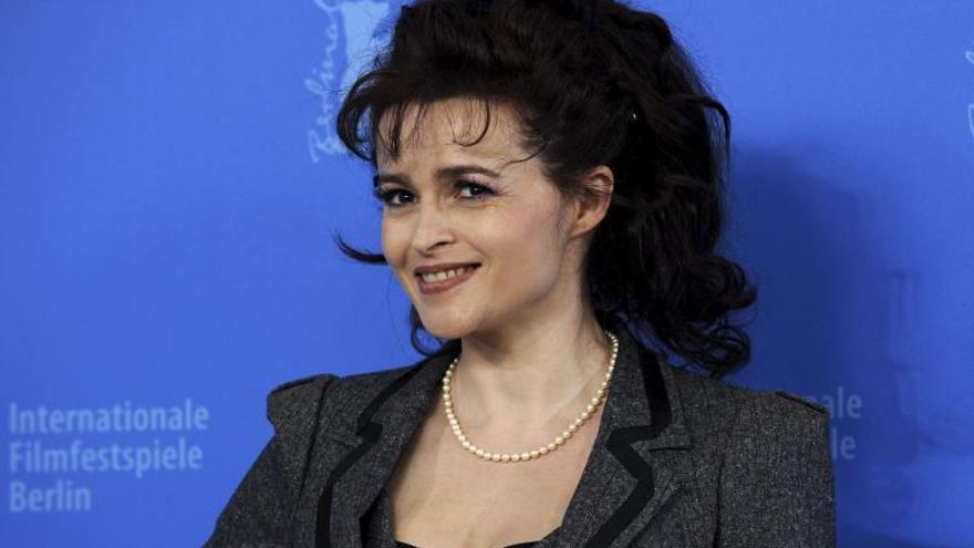 Helena Bonham Carter, miembro de la comisión del Holocausto en el Reino Unido