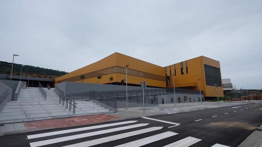 La Junta recepciona las obras del nuevo Hospital de Alta Resolución (HARE) de Vejer