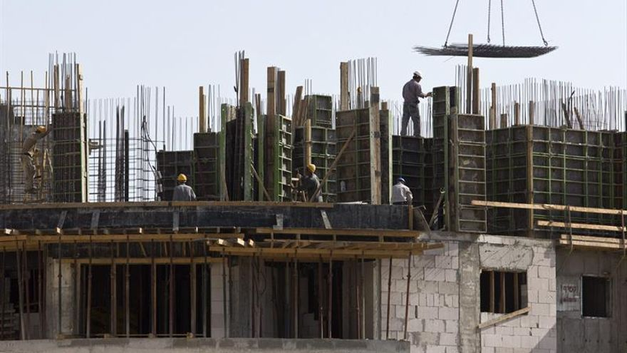 El precio del suelo urbano sube un 6,6 % en el segundo trimestre del año