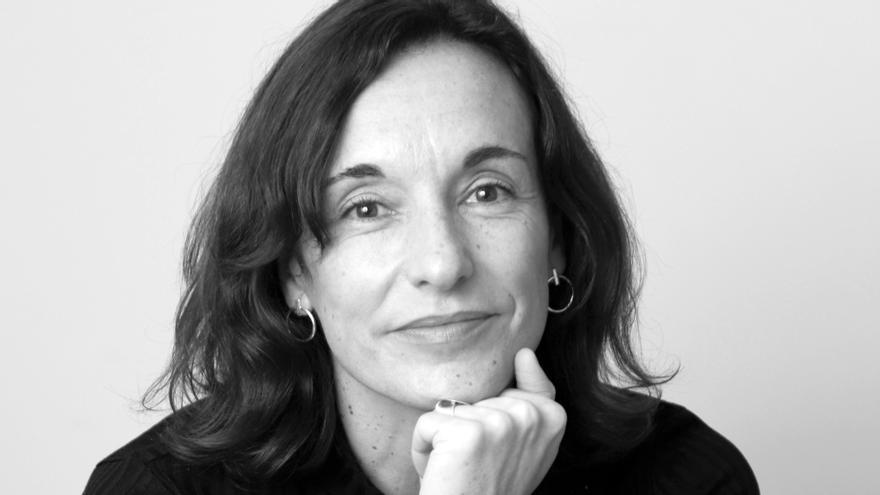 La escritora Julieta Valero.