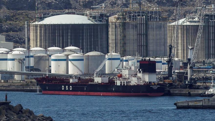 Cuarentena para la tripulación de un buque en Bilbao tras tres casos de covid