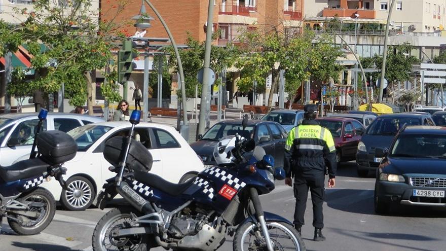 La policía local, en conflicto con el Ayuntamiento de Jerez.