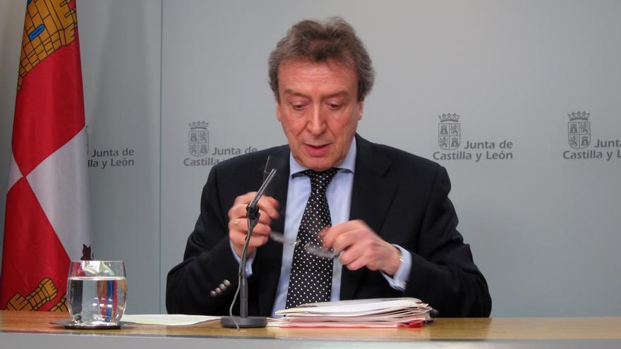 El portavoz de la Junta de CyL no tiene constancia de que el caso Bárcenas pueda salpicar al PP regional