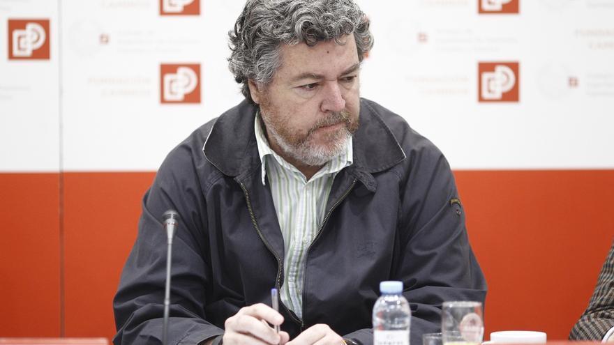 """López de Uralde pide """"respeto"""" a los procesos y discusiones de cada partido y apuesta por """"sumar para ganar"""""""