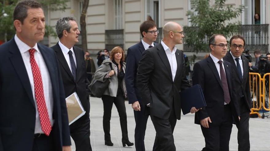 El PP insta a acatar la decisión del envío a prisión de Junqueras y los exconsellers