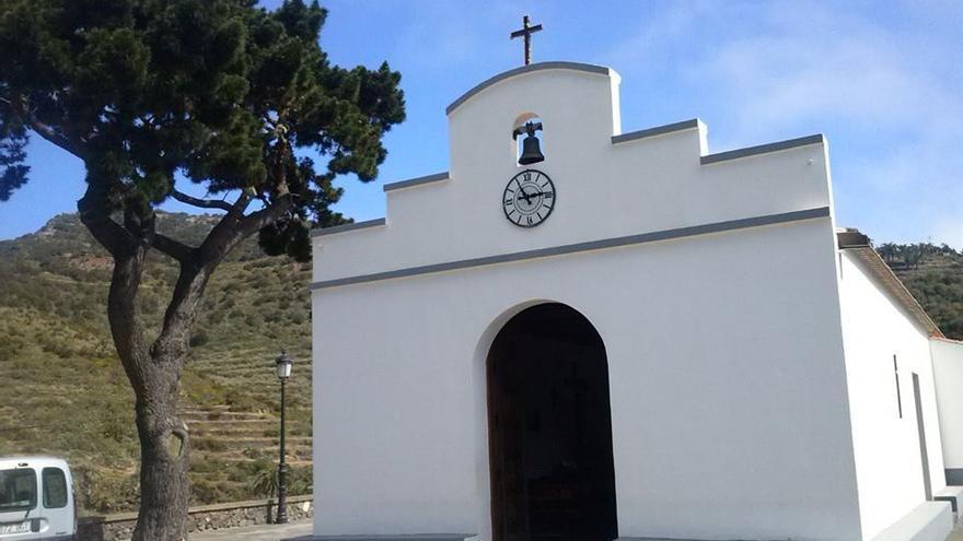 Iglesia de Santa Rosa de Lima, Las Rosas, Agulo