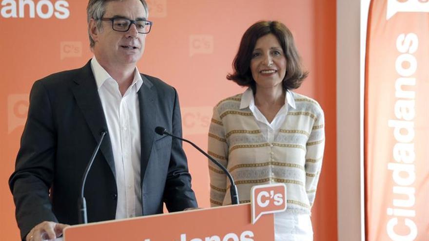 """C's advierte que, de ser la """"llave"""" en Galicia, pedirá al PP apartar a Baltar"""