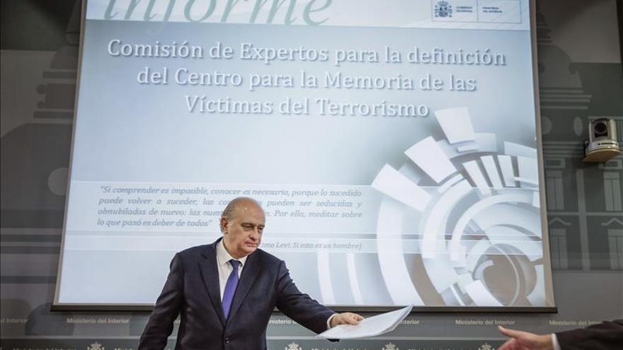 El memorial de víctimas de Vitoria tendrá subsede en Madrid sobre el yihadismo