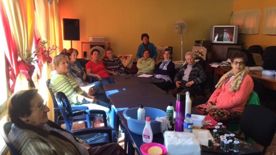 En la imagen de archivo, participantes en uno de los talleres del programa VidaActiva'15.