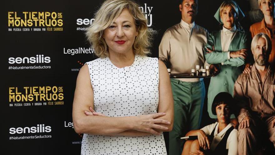 """Félix Sabroso: """"El tiempo de los monstruos"""" es """"cine para pensar"""""""