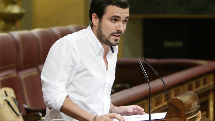 Alberto Garzón asumirá el liderazgo de IU en el Debate del estado de la Nación
