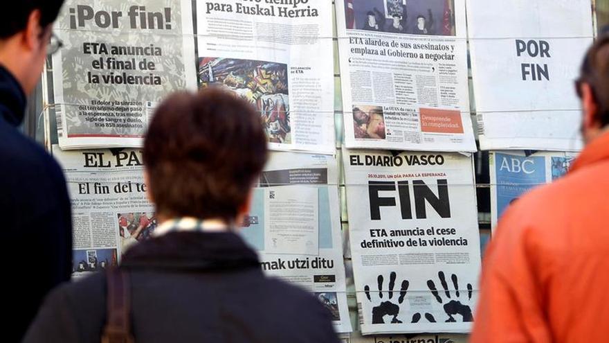 Año 5 del cese de la violencia: una ETA agónica se extingue casi en silencio