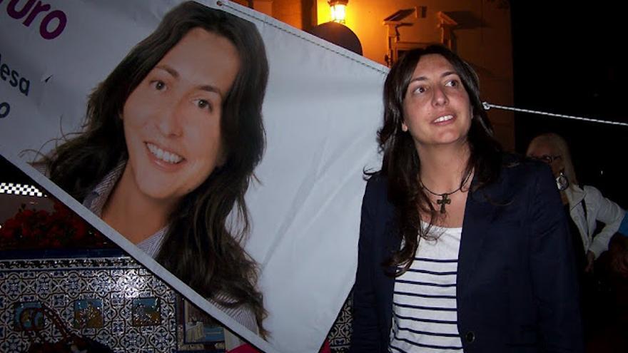 Loles López cede a la tesis provincial y decide dejar el Parlamento en favor de su alcaldía