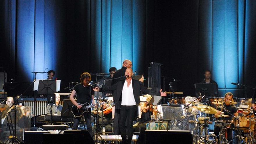 Del concierto de Sting #5