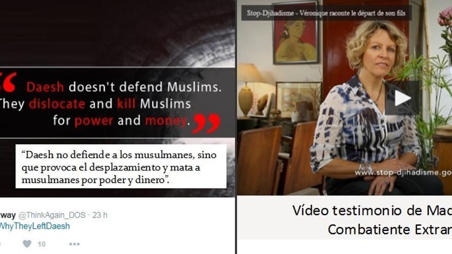 El Gobierno difundirá contrapropaganda a DAESH en Internet y buscará testimonios de yihadistas desertores y familiares
