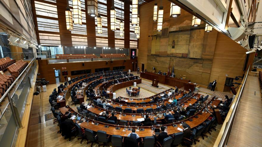 La Justicia resolverá este fin de semana si hay adelanto electoral en Madrid
