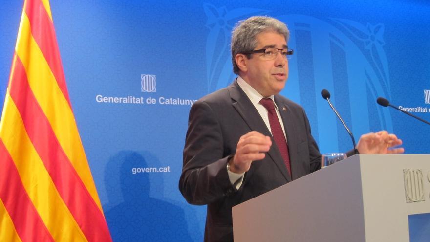 El Gobierno catalán apela a la presunción de inocencia de Cañas