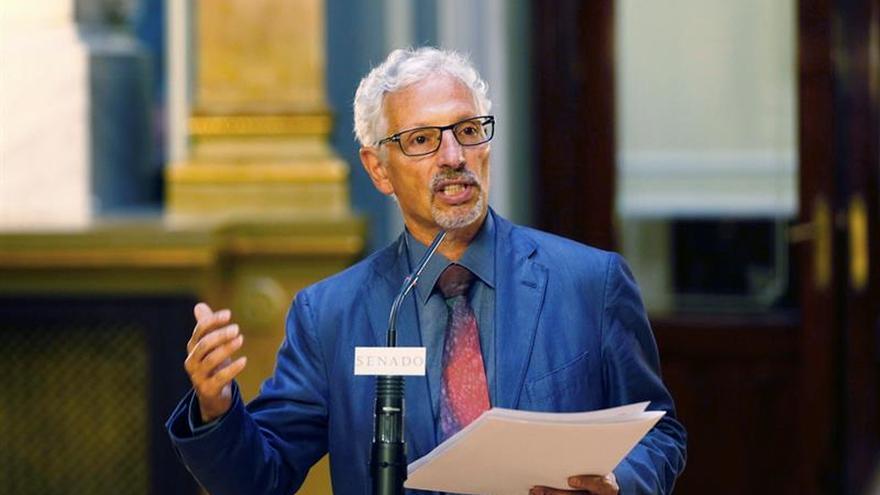 El exsenador Santiago Vidal