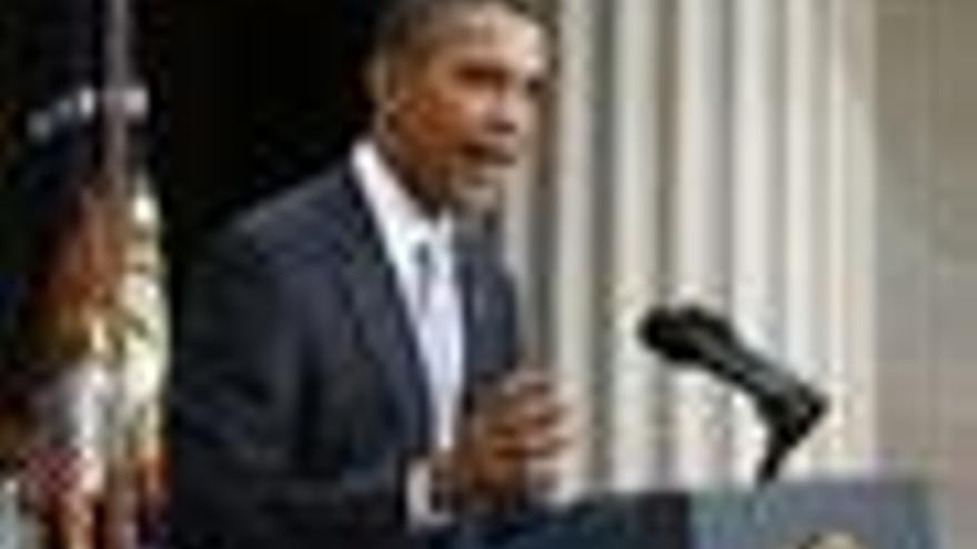 """Obama: """"Nuevos datos muestran que la economía se está recuperando"""""""
