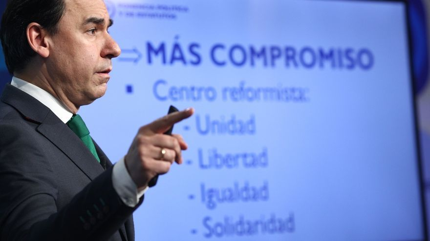 """Maillo, dispuesto a """"perfeccionar"""" su modelo para elegir líder del PP pero sin renunciar a los compromisarios"""