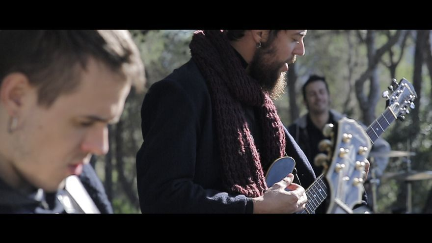 Instant del videoclip del Festivern