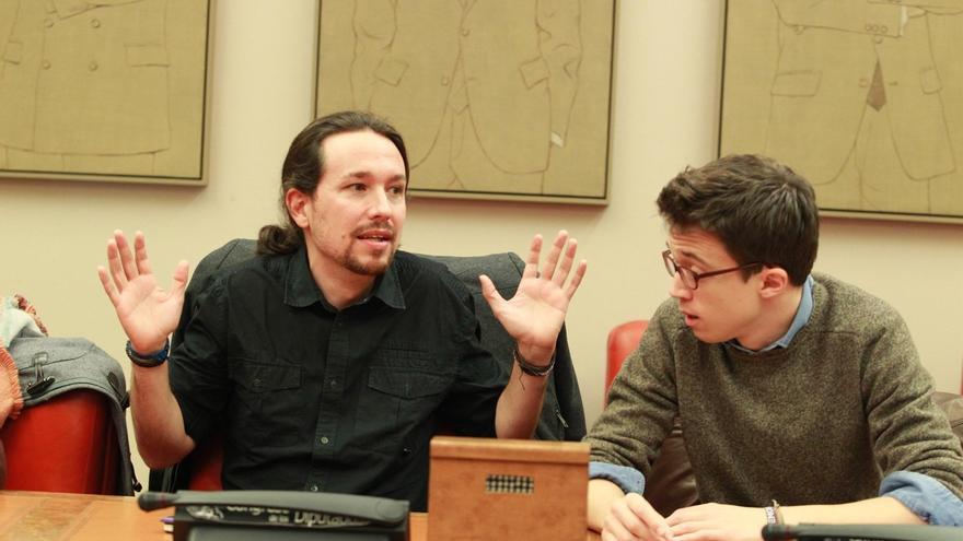 La cúpula de Podemos niega que Errejón vaya a dimitir y asegura que trabaja y habla con Iglesias con normalidad
