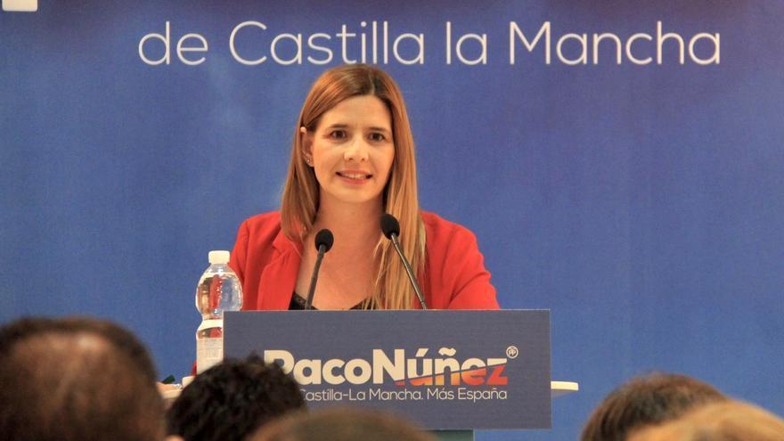 Carolina Agudo, secretaria general del PP Castilla-La Mancha