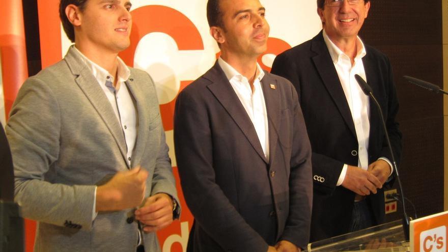 """C's buscará el """"interés general"""" para """"pactar propuestas"""" en el Ayuntamiento """"sin mirar de dónde vienen"""""""