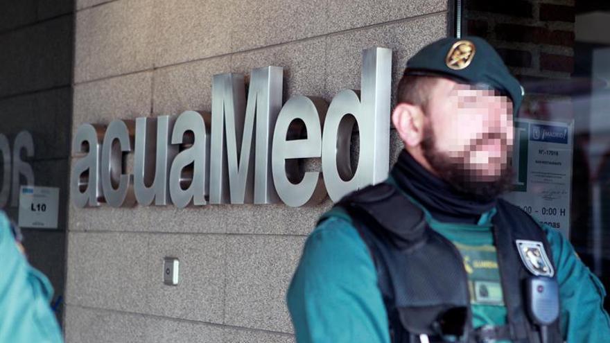 La Oficina Antifraude de la UE matiza que no investiga el caso Acuamed