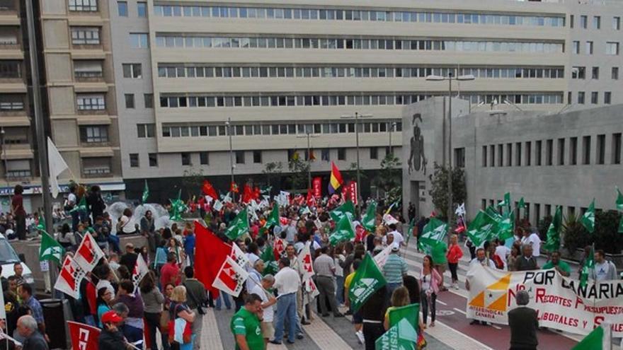 De la protesta de empleados públicos #16