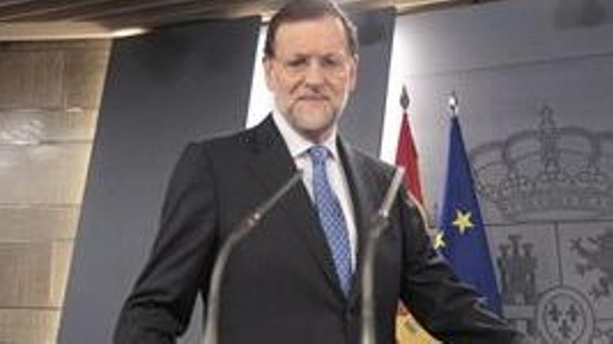 Rajoy: ''No tengo tomada ninguna decisión'' sobre el nuevo rescate