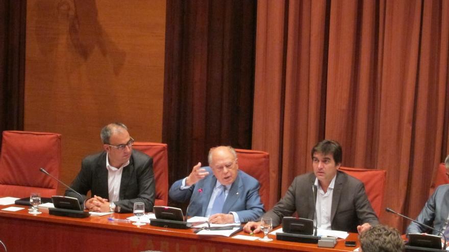 Pujol, Ferrusola y su primogénito están citados el lunes en el Parlament sobre el dinero en Andorra