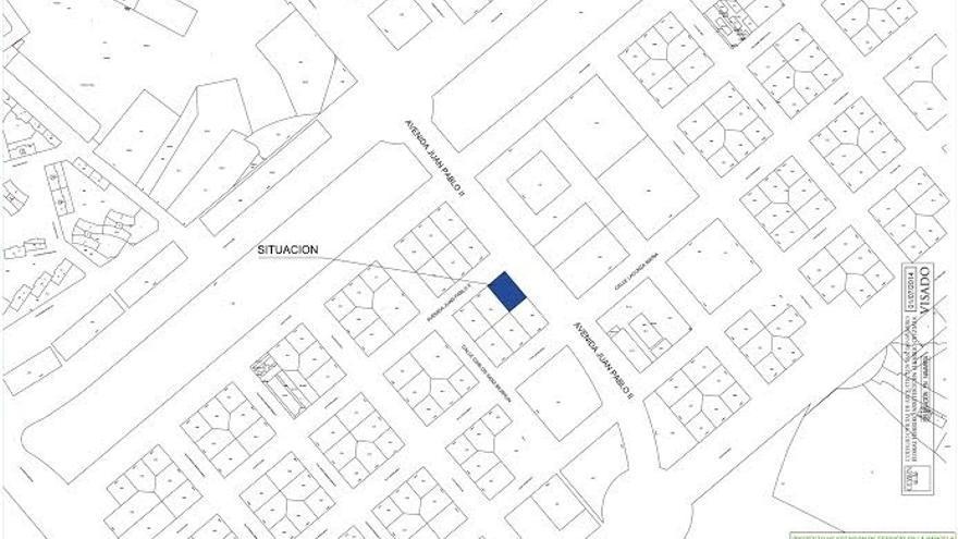 Lezkairu contará con una nueva gasolinera situada en la avenida Juan Pablo II